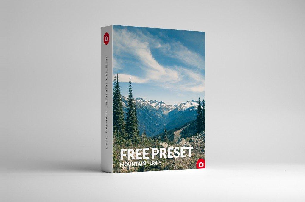 Lightroom Presets Mountain Free