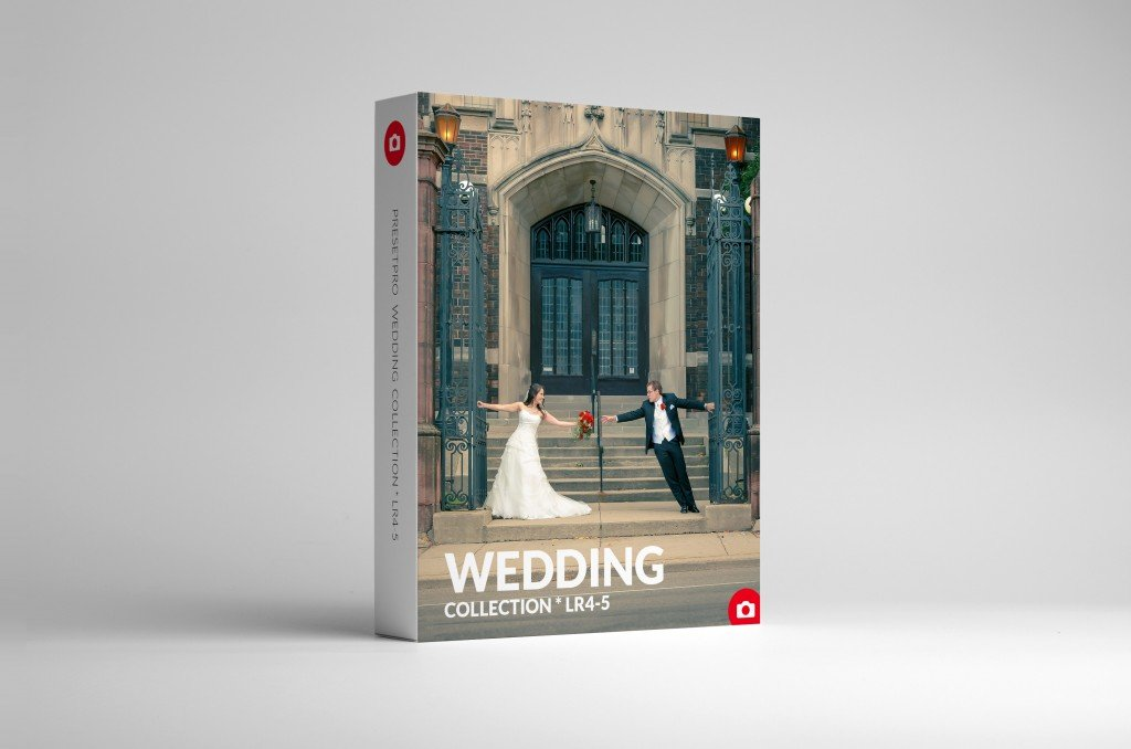 Lightroom Presets WEDDING-BOX