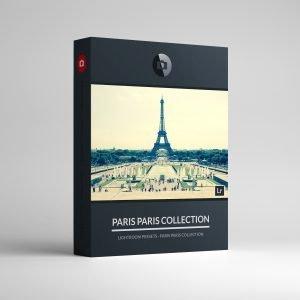 Beautiful Lightroom Presets   Paris Collection