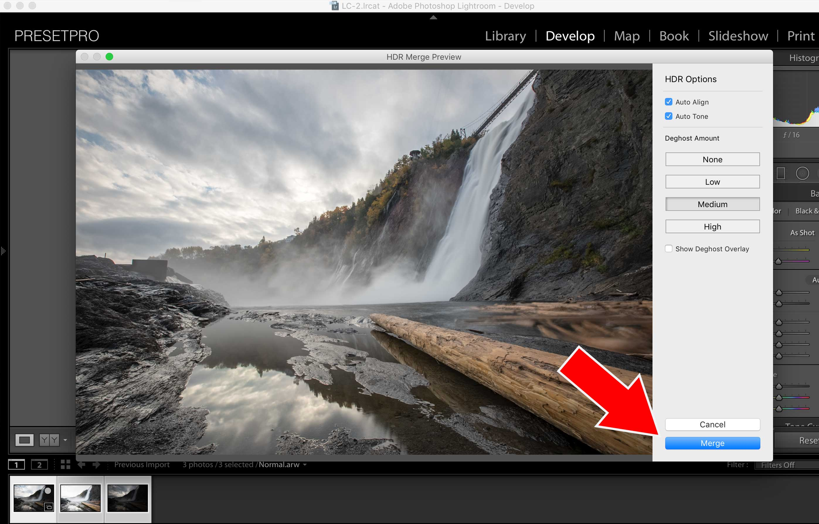 Lightroom Tutorial – HDR in Lightroom 6 & CC