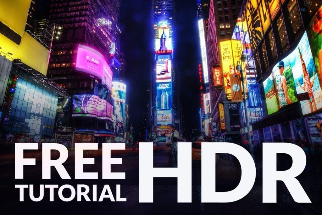 Free-HDR-Tutorial