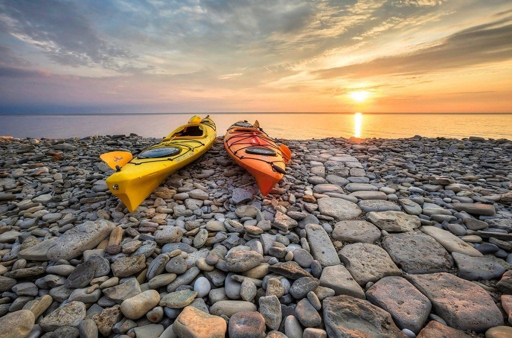 Weekly-Photo-Rocky-Shore-Sunrise