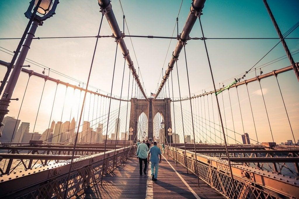Sundown-on-the-Brooklyn-Bridge-Presetpro.com_