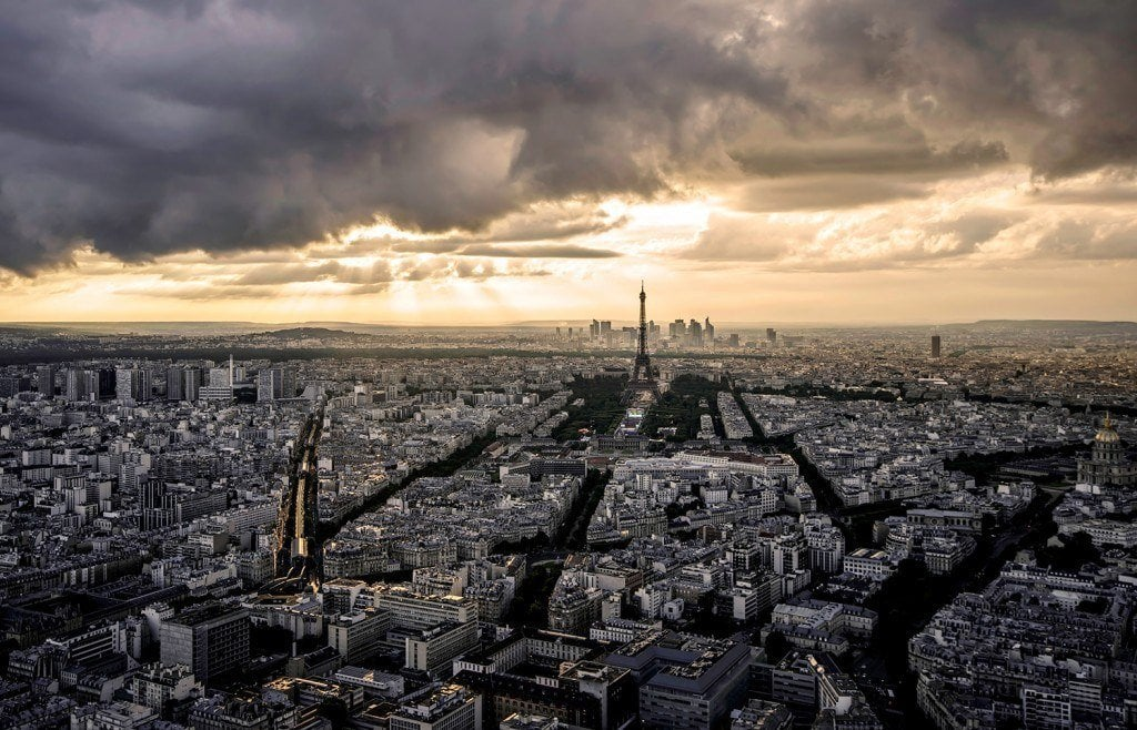 Travel-Photography-Paris-Skyline