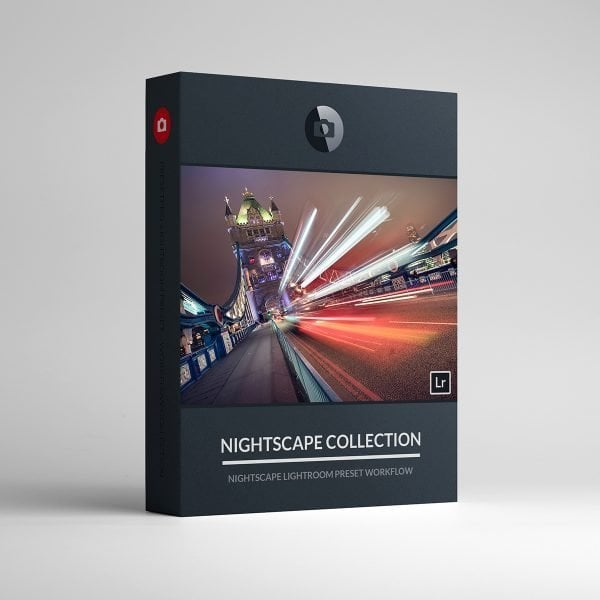 Beautiful Lightroom Presets Nightscape Collection