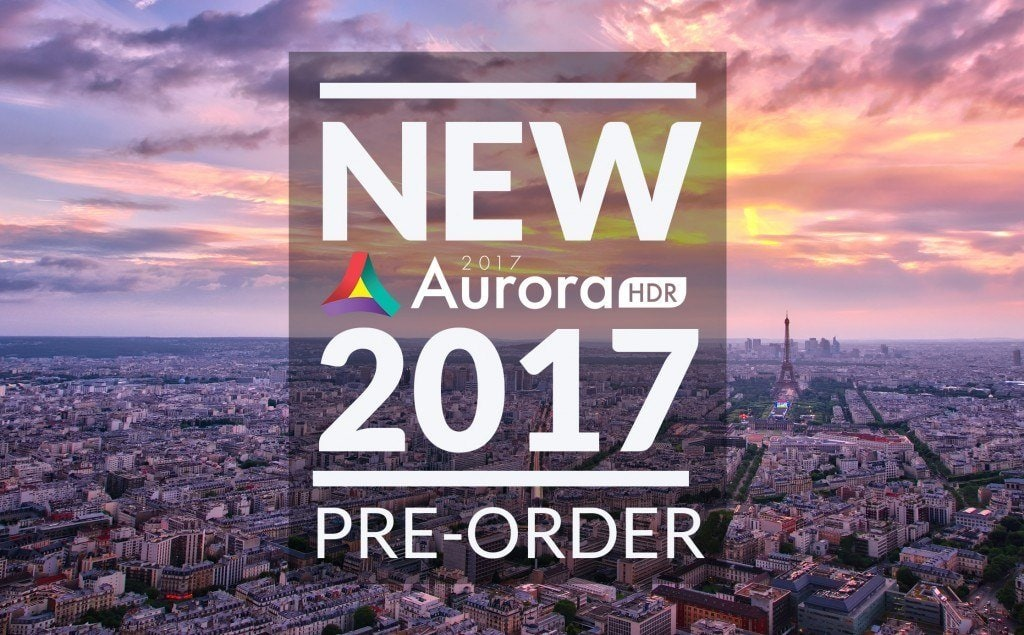 Pre-order New Aurora HDR 2017