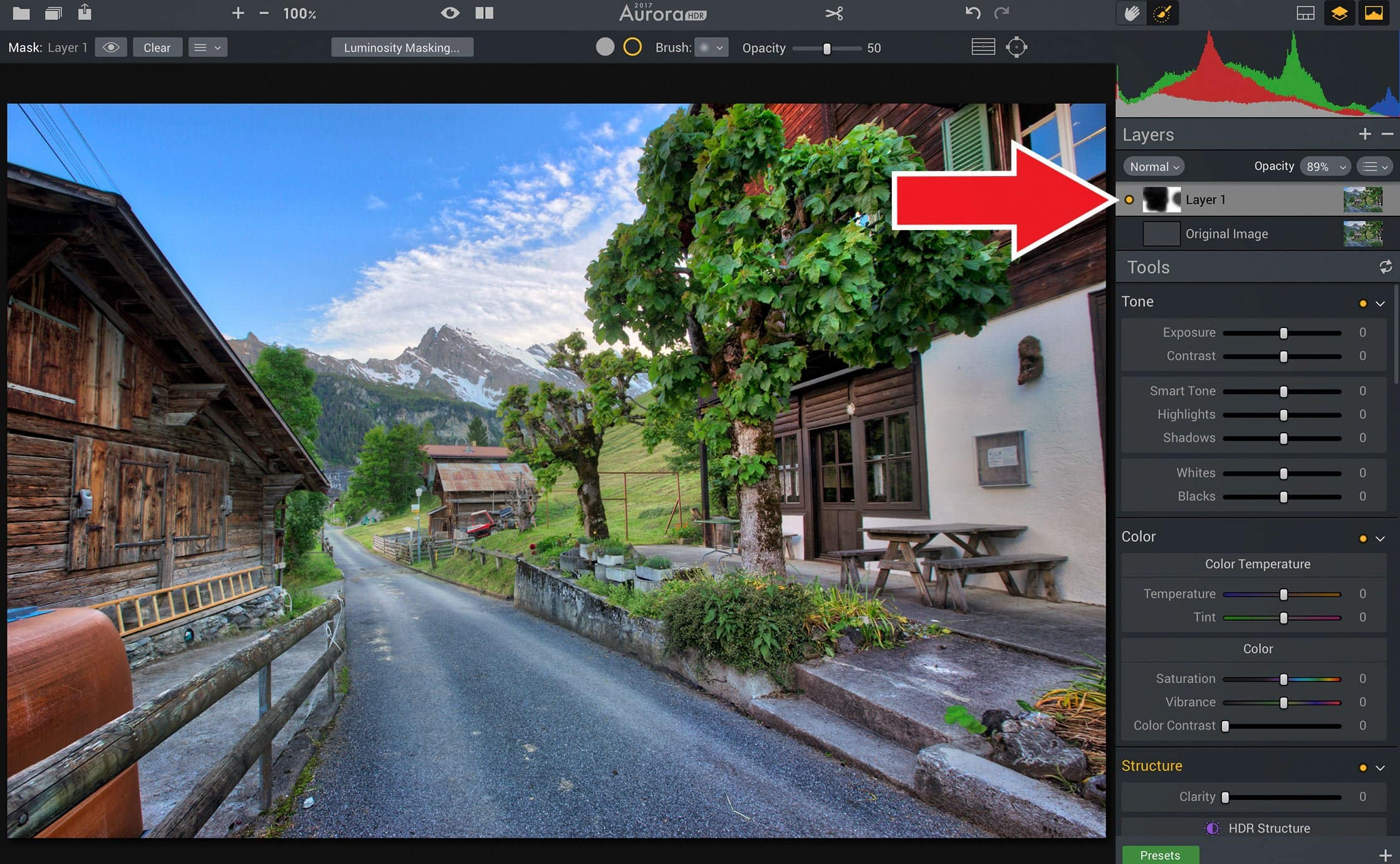 Aurora HDR Software for Mac and Free Presets Layer Masks