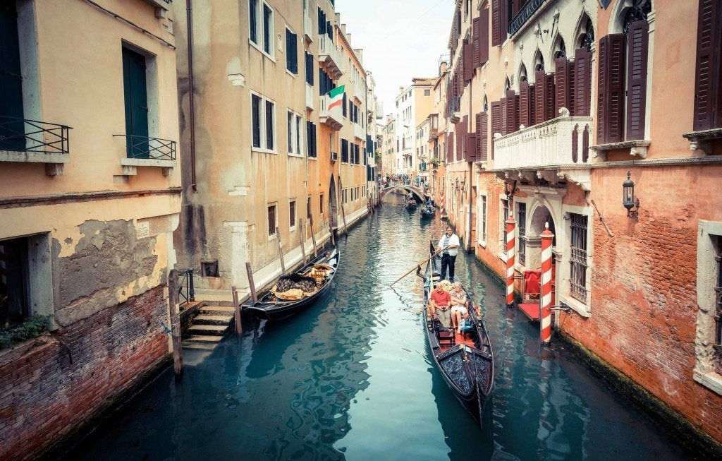 HDR-Photography-Venice-Canal