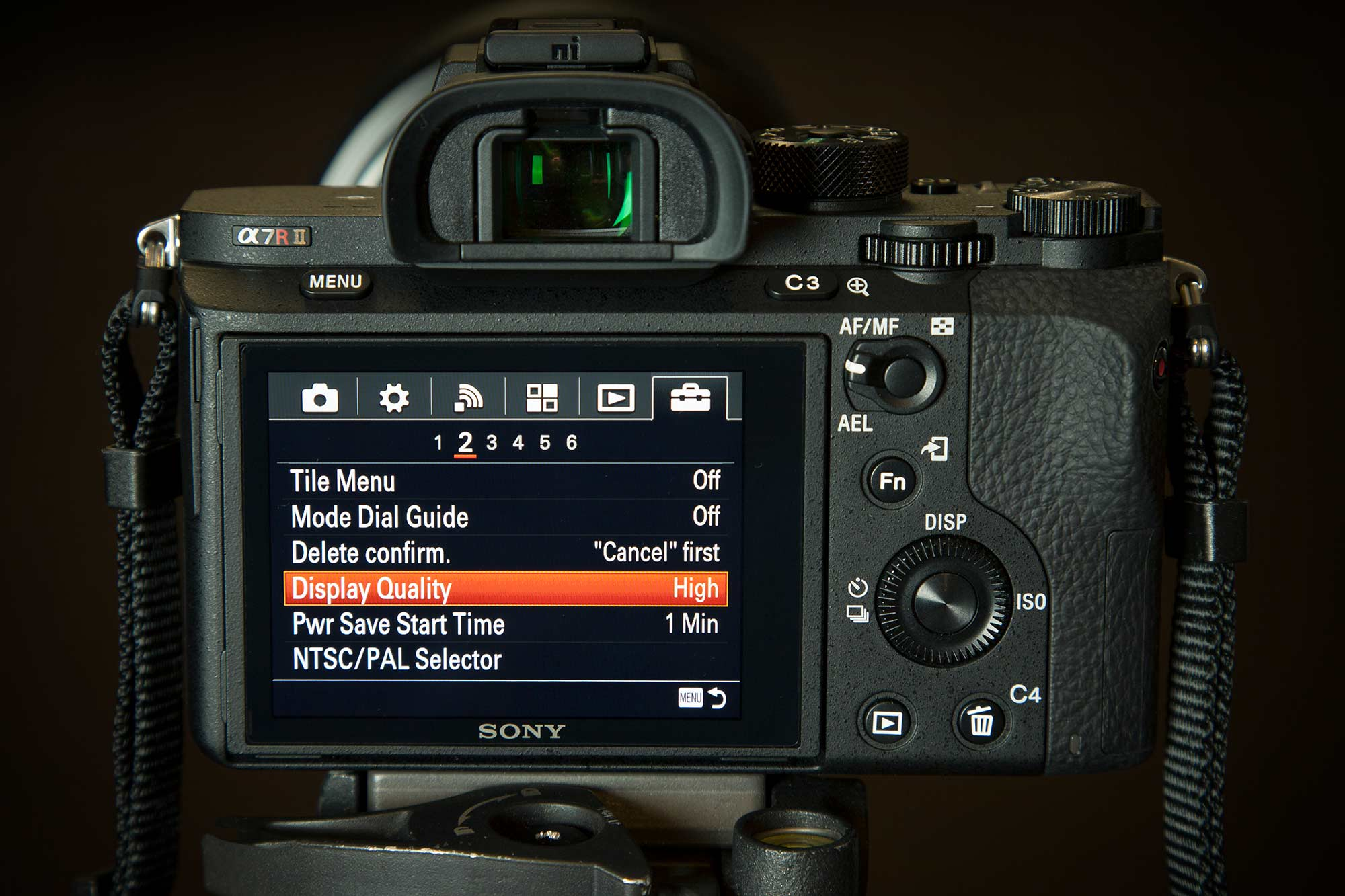 Set Maximum-Display-Quality