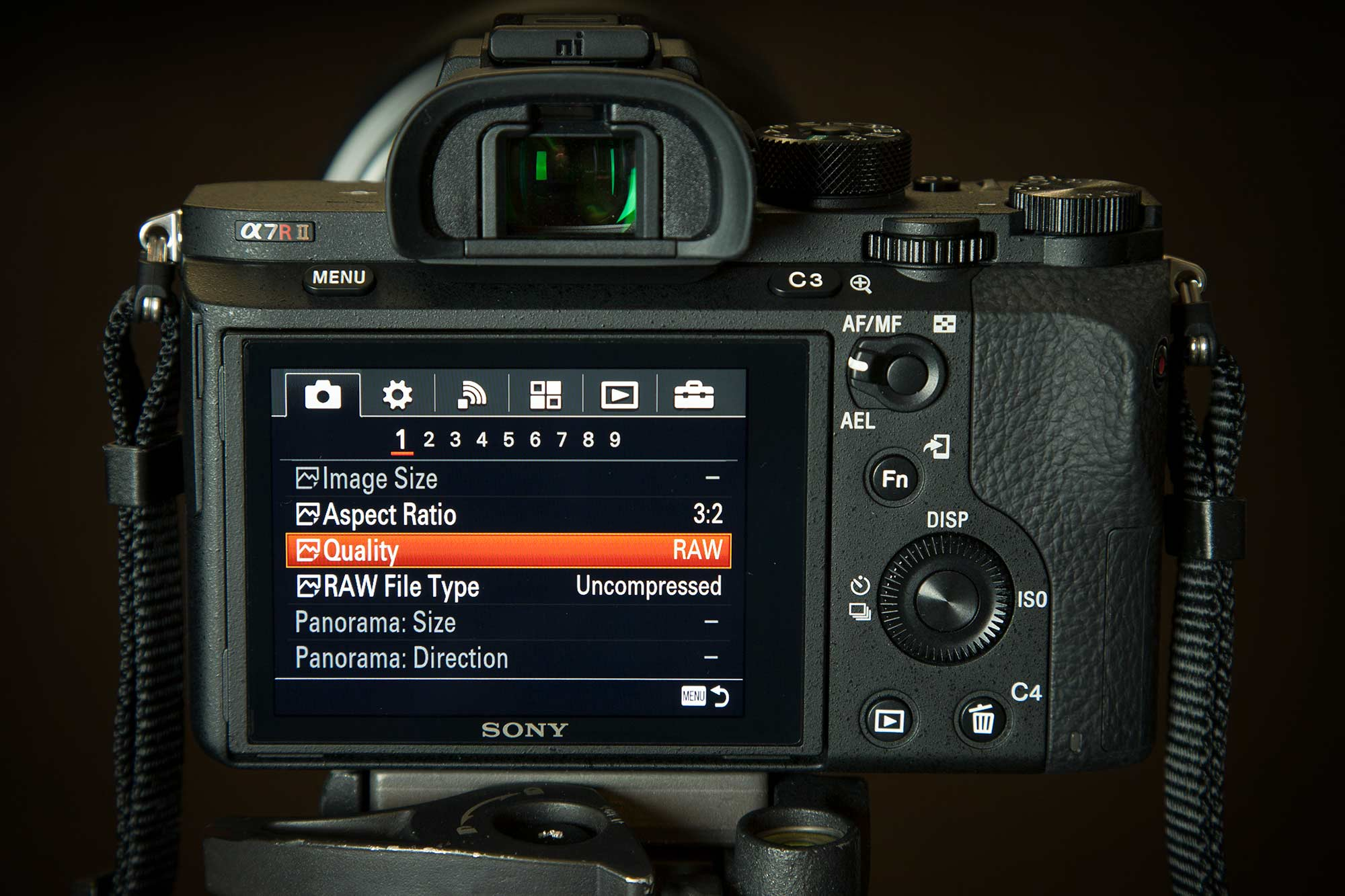 Presetpro | How To Customize Your Sony A7R II Camera