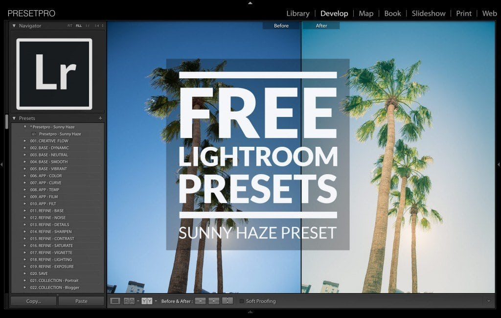 Free-Lightroom-Preset-Sunny-Haze Presetpro