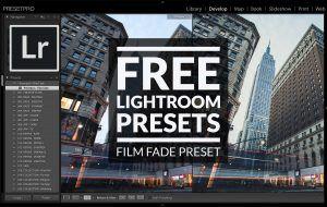 Free-Lightroom-Preset-Film-Fade-Cover