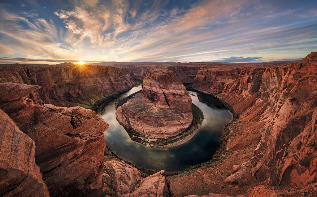 HDR-Photography-Horseshoe-Bend