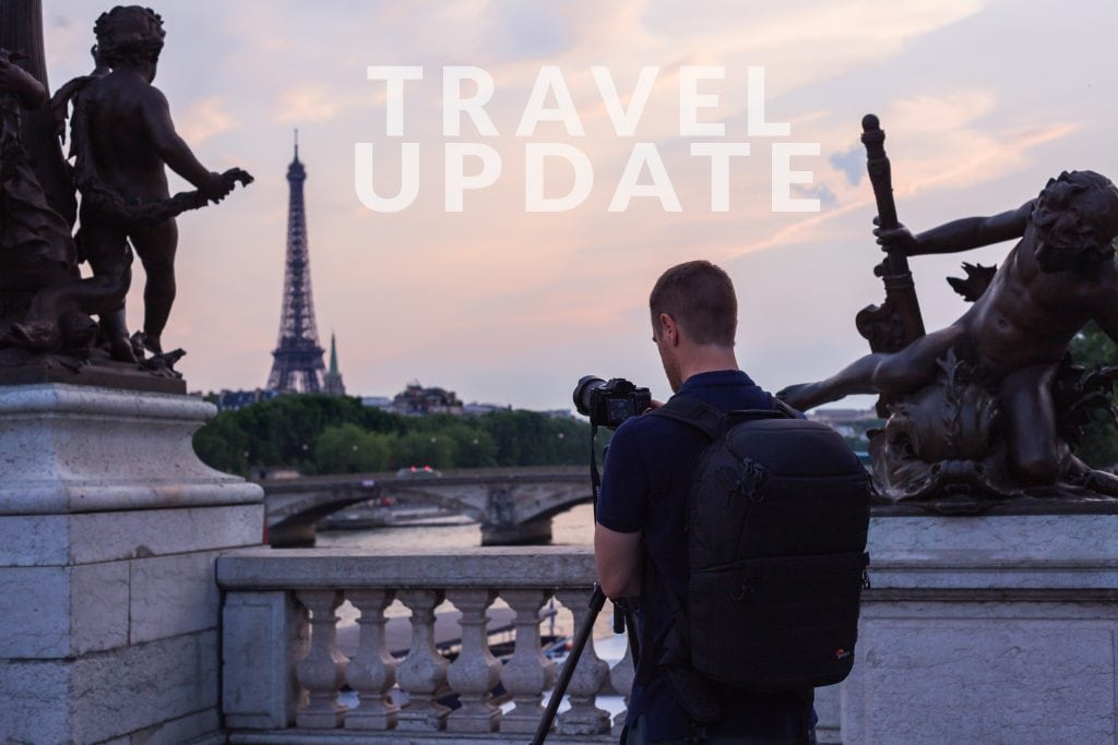 Presetpro Travel Update Paris