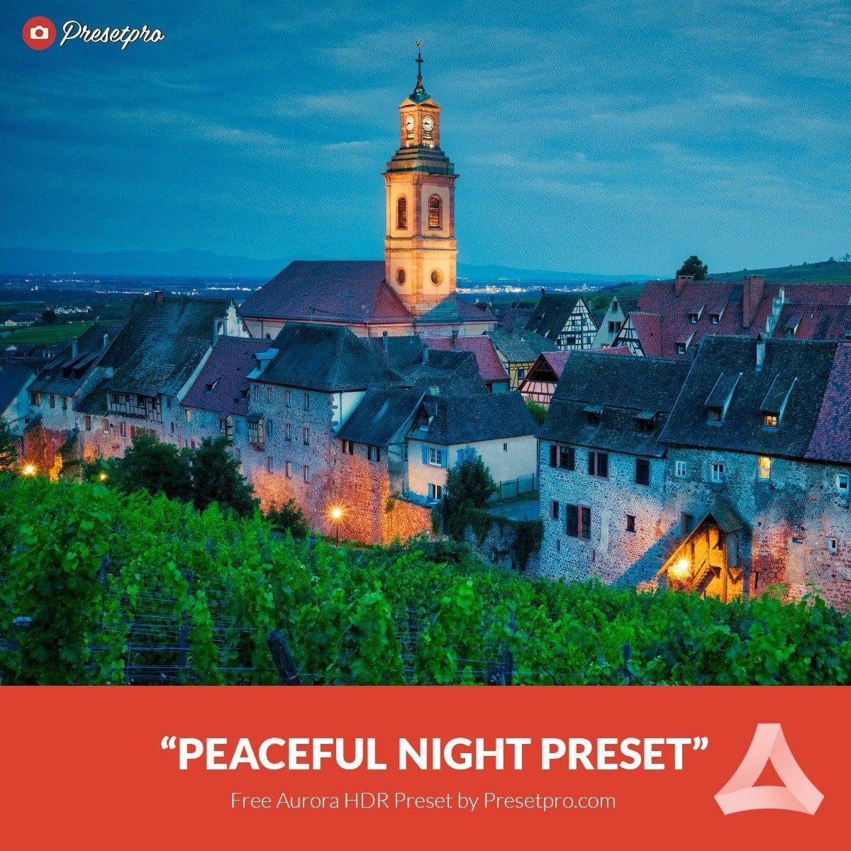 Free-Aurora-HDR-Preset-Peaceful-Night-Presetpro